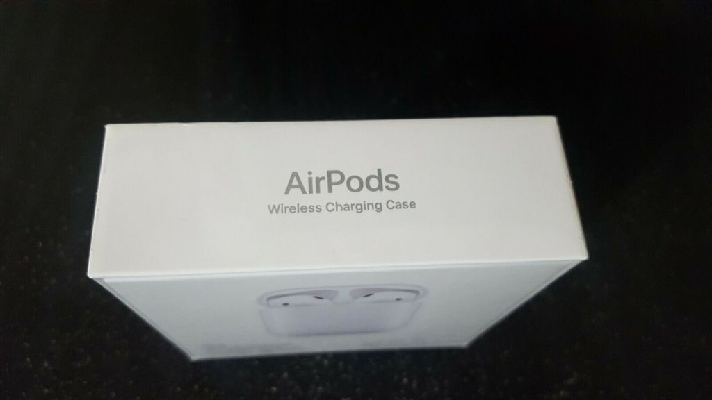 Airpods Mrxj2am A 2nd Generation W Wireless Charging Case